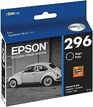 Cartucho de Tinta Epson 296 Preto - T296120 para XP-231 / XP-241 / XP-431 / XP-441