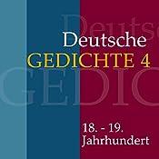 Deutsche Gedichte 4: Gedichte aus Klassik und Romantik |  div.