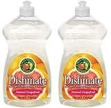 (2er BUNDLE)   Dishmate Wash Up Liquid Gpfrt   750ml - Earth Friendly Products