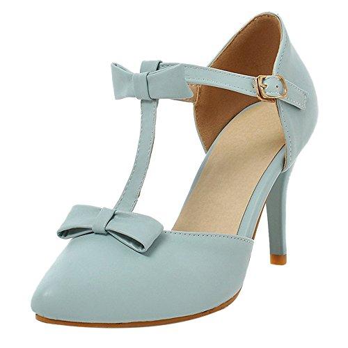 strap Pumps KemeKiss T Women Blue Fashion ZSSx16