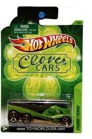 Hot Wheels 2012 Cabbin' Fever Clover Cars