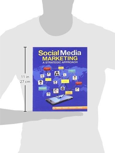 41Aghmj5zzL Amazon Books - Social Media Marketing: A Strategic Approach