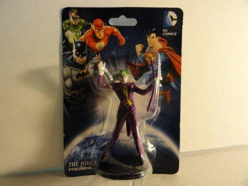 The Joker Cake Topper Figurine by DC Comics]()