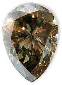 1.15 Ct Diamond - Fancy Light Grayish Brown Diamond 1.15 carats