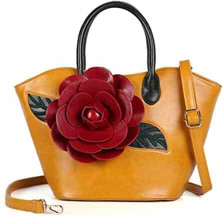ce7d1604757e Shopping Faux Leather - Yellows - Totes - Handbags & Wallets - Women ...