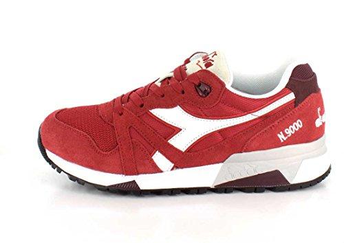 N9000 III a Diadora Collo viola 55026 Unisex Basso bottone Adulto Sneaker – aABBqwx