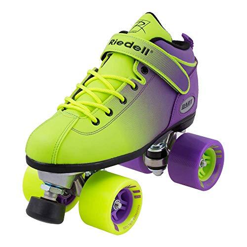 Riedell Skates - Dart Ombré - Quad Roller Speed Skate for sale  Delivered anywhere in USA