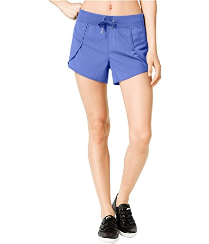Calvin Klein Womens Performance Active Athletic Workout Shorts thi L