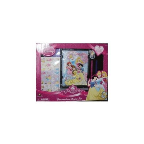Disney Princess Personalized Diary or Journal -