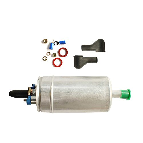 MUCO 1pc Brand New External Electric Fuel Pump & Install Kit Fit Multiple Models IN17239 - Bmw External Fuel Pump