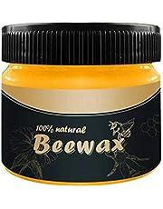Wood Seasoning Beewax - Traditional Beeswax Polish for Wood & Furniture