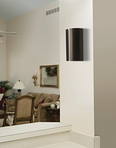 Wired Doorbell - Sconce Style in Espresso