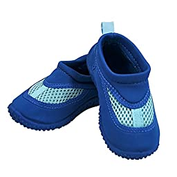 Iplay Water Shoes-Royal Blue-Size 4