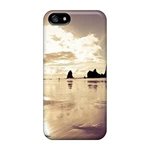 Iphone 5/5s Case Cover Running On Reflections Case - Eco-friendly Packaging