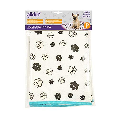 Tapete Higiênico Pet P para Cães, Alklin Pet