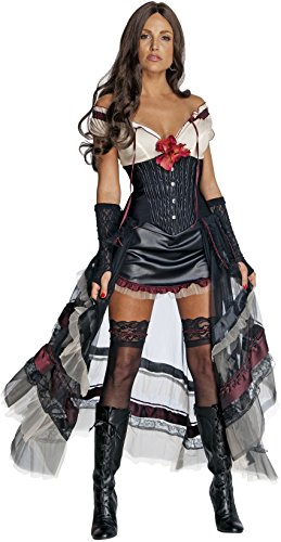 Secret Wishes Jonah Hex Lilah Costume, Multi, Small