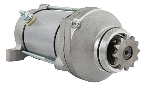 18627 DB Electrical SMU0111 Starter for Honda GL1200 Gold Wing 84 1984 31200-MG9-004 31200-MG9-405 31200-MG9-505 12T 12V PMDD Starter Type CW Rotation