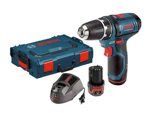 lt Max Lithium-Ion 3/8-Inch 2-Speed Drill/Driver Kit with 2 Batteries, Charger and L-BOXX Case ()