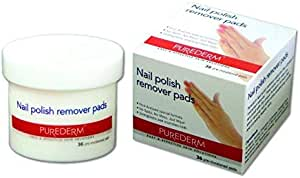 Purederm Nail Polish Remover Pads