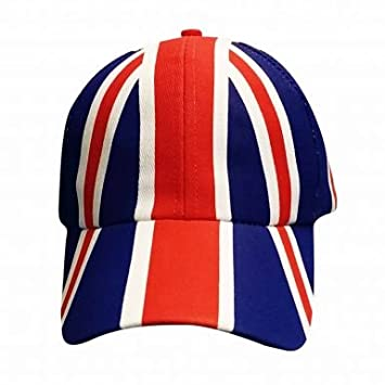 5a5f0aa5a Union Jack Baseball Cap