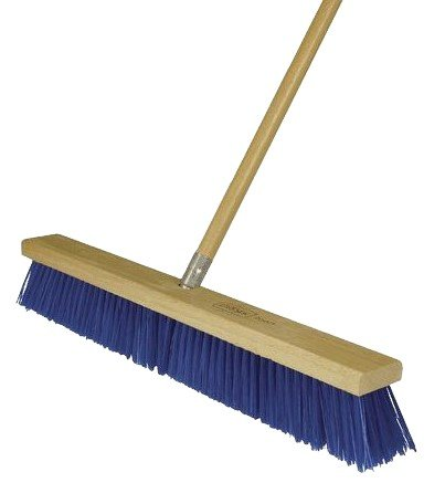 Harper Brush 587924SC 24-Inch Rough Push Broom