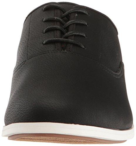 Aldo Herenhelm Fashion Sneaker, Zwart Leer