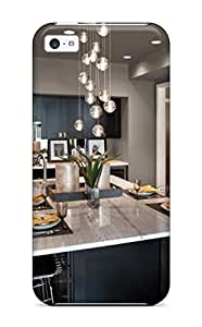 Cute Tpu ZippyDoritEduard Kitchen Granite Island With Pendant Lights And Fireplace Case Cover For ipod touch5