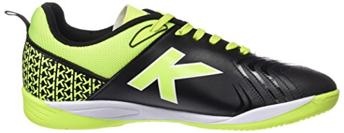 Kelme Men's K-Pivot Trainers, Various Black (Black / Lima 586)