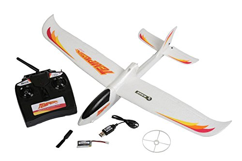Rage RC Tempest 600 EP RTF Aircraft  RC Airplane