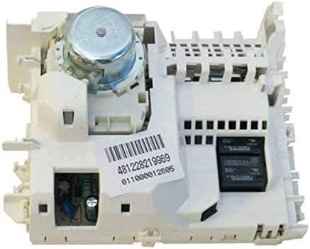 WHIRLPOOL - Programador lavadora Whirlpool AWM6103: Amazon.es ...