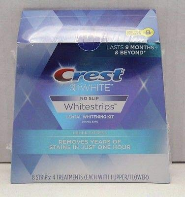 The 10 best whitening strips small box