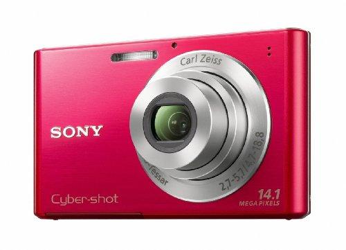 Sony DSC-W330 14.1MP Digital Camera with 4x Wide Angle Zo...