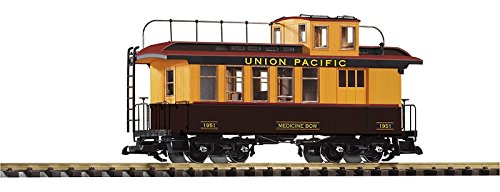 PIKO G SCALE MODEL TRAINS - UP DROVER'S CABOOSE 1951 - - Caboose Drovers
