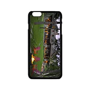 House Fire Hight Quality Case for Iphone 6