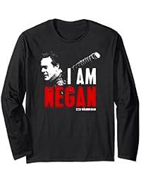 The Walking Dead I Am Negan Long Sleeve T-Shirt