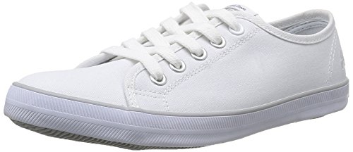 Banana Moon Chelsey, Damen High-Top Sneaker Weiß (Blanc)