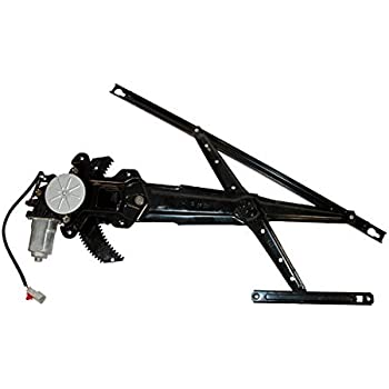 Dorman 741 737 honda civic front driver side for 1998 honda civic power window regulator
