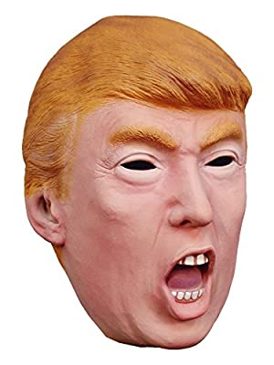 Donald Trump Mask - Republican Presidential Candidate Mask