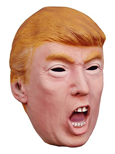 Halloween Masks For Sale (Donald Trump Mask - Republican Presidential Candidate Mask)