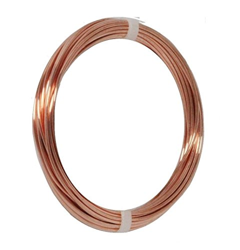 Solid Copper Wire Ampacity : Awg bare solid copper wire dead soft ft coil