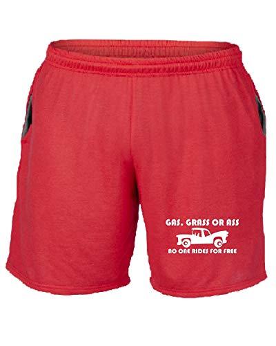 Rides Tuta Trk0133 Rosso Pantaloncini T shirtshock qHwBXWHF