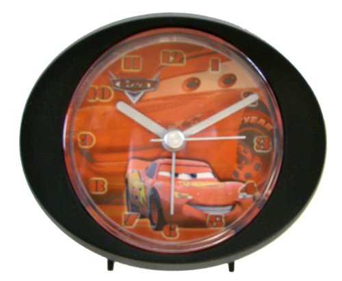 Disney Cars Mcqueen Clock - Cars Alarm Clock (Disney Cars Alarm Clock)