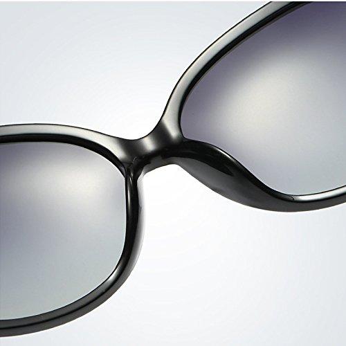 Gafas Lens 5 Sol Easy Polarized Go Sun Glasses Mujeres Las Shopping Gradient Sunglass de de Color 4 UV400 Butterfly EEq7U
