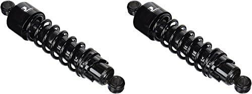 Progressive Suspension 412-4049B Black 12 Standard Replacement Rear Suspension Shock