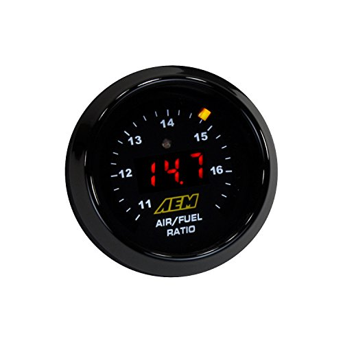 AEM (30-4110) UEGO Air/Fuel Ratio Gauge - http://coolthings.us