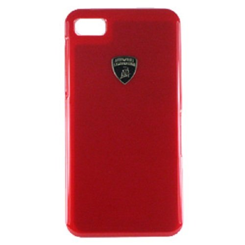 Amazon Com Lamborghini Cell Phone Case For Blackberry Z10 Red