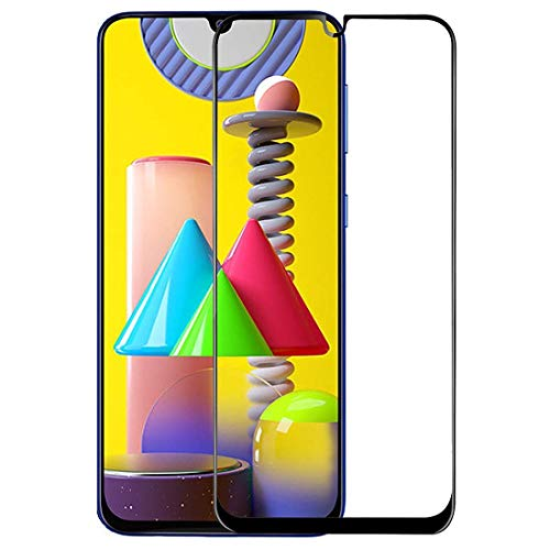 YCNEX™ Tempered Glass for Samsung Galaxy M01/M 01 (2020) (11D) -Edge to Edge Full Screen Coverage