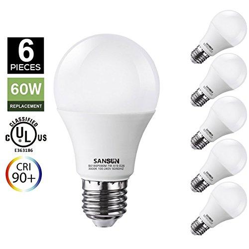 Efficient Fluorescent Globe Light Bulb - 3