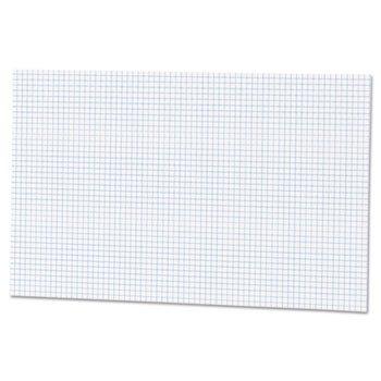 Ampad Quadrille Pad, 11 x 17, White, 1, 50-Sheet Pad, 5 Pads Per (Ampad Quadrille Pad)