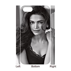 3D [Deepika Padukone Series] For Apple Iphone 5/5S Case Cover this Pin Was Discovered by Anu Khanna.deepika Padukone, For Apple Iphone 5/5S Case Cover Teen Girls Cheap- White